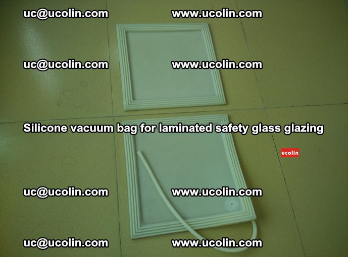 EVASAFE EVAFORCE EVALAM COOLSAFE interlayer film safey glazing vacuuming silicone vacuum bag samples (110)