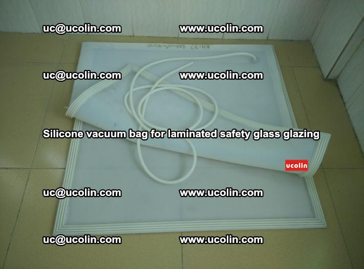 Silicone vacuum bag for safety glazing machine vacuuming,EVALAM EVASAFE EVAFORCE (15)