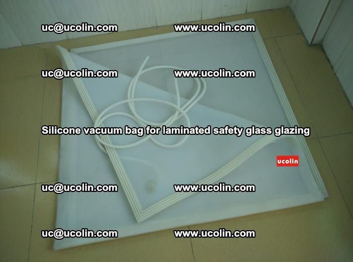 Silicone vacuum bag for safety glazing machine vacuuming,EVALAM EVASAFE EVAFORCE (48)