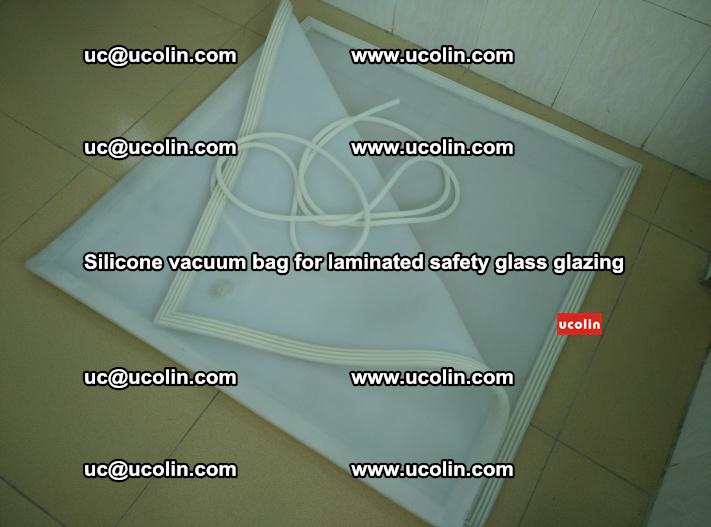 Silicone vacuum bag for safety glazing machine vacuuming,EVALAM EVASAFE EVAFORCE (53)