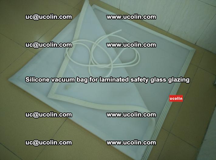 Silicone vacuum bag for safety glazing machine vacuuming,EVALAM EVASAFE EVAFORCE (54)