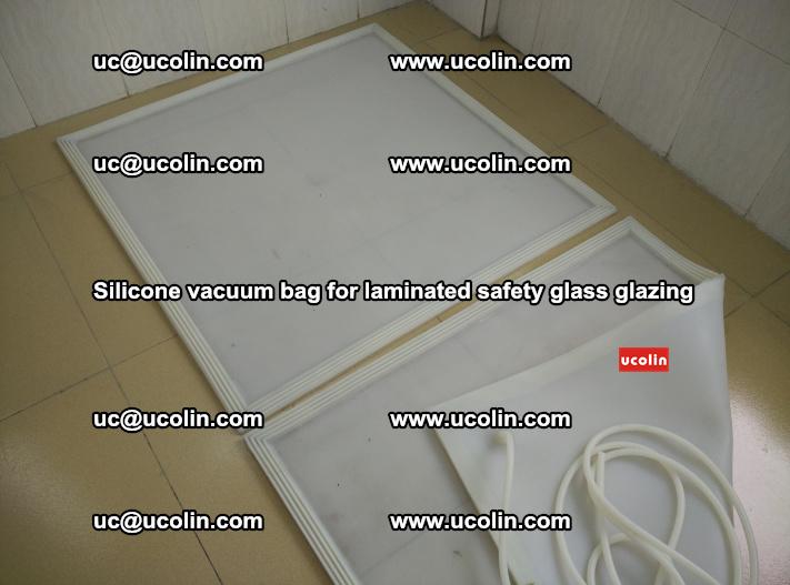 Silicone vacuum bag for safety glazing machine vacuuming,EVALAM EVASAFE EVAFORCE (63)