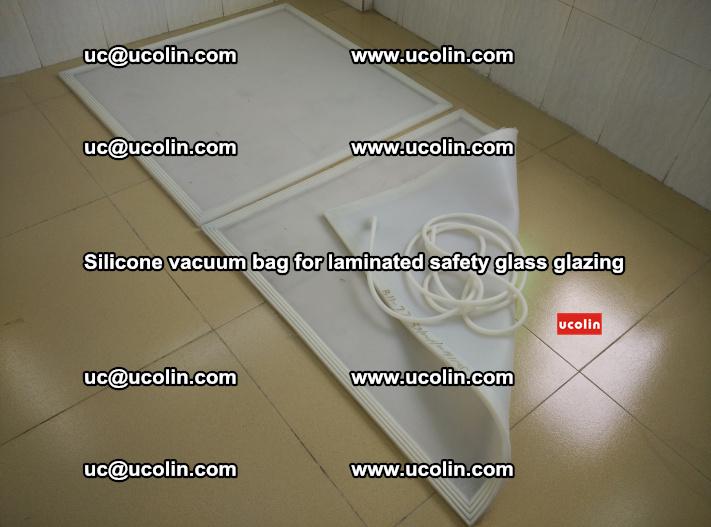 Silicone vacuum bag for safety glazing machine vacuuming,EVALAM EVASAFE EVAFORCE (66)