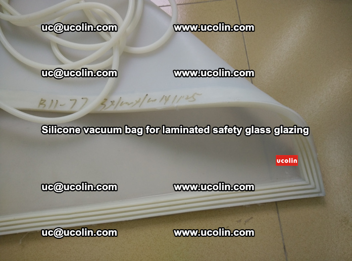 Silicone vacuum bag for safety glazing machine vacuuming,EVALAM EVASAFE EVAFORCE (7)