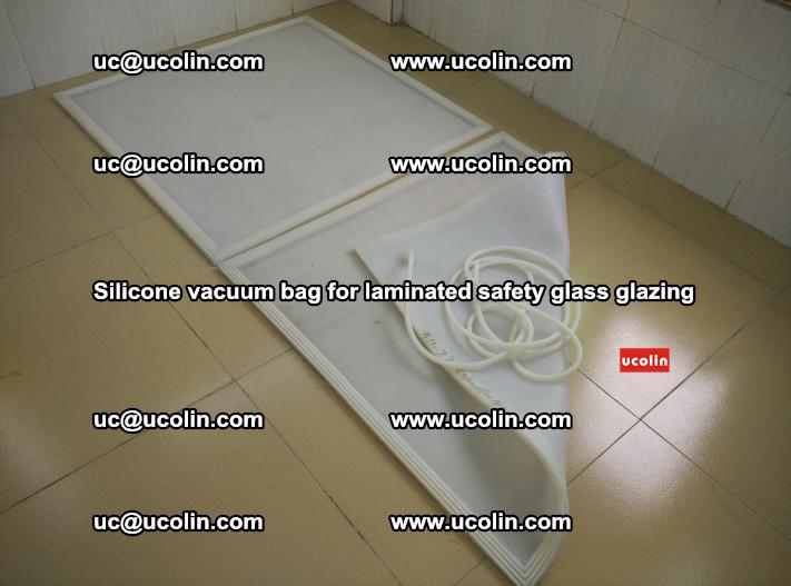 Silicone vacuum bag for safety glazing machine vacuuming,EVALAM EVASAFE EVAFORCE (72)