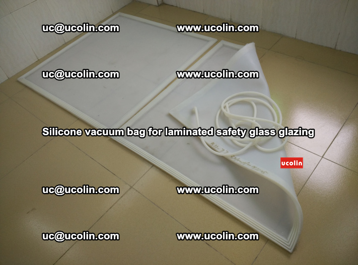 Silicone vacuum bag for safety glazing machine vacuuming,EVALAM EVASAFE EVAFORCE (76)