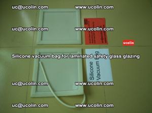 Silicone vacuum bag for safety laminated glalss galzing oven vacuuming (22)