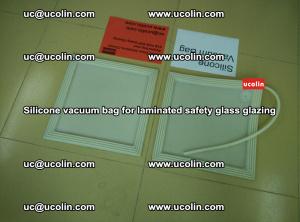 Silicone vacuum bag for safety laminated glalss galzing oven vacuuming (30)