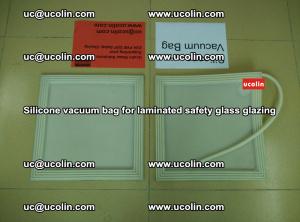 Silicone vacuum bag for safety laminated glalss galzing oven vacuuming (32)