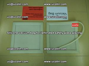Silicone vacuum bag for safety laminated glalss galzing oven vacuuming (34)