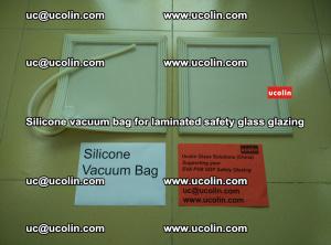 Silicone vacuum bag for safety laminated glalss galzing oven vacuuming (4)