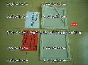 Silicone vacuum bag for safety laminated glalss galzing oven vacuuming (44)