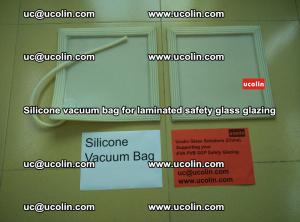 Silicone vacuum bag for safety laminated glalss galzing oven vacuuming (54)