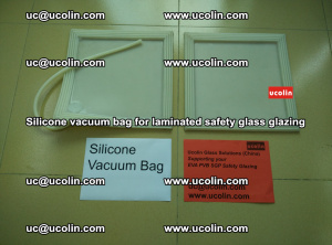 Silicone vacuum bag for safety laminated glalss galzing oven vacuuming (7)