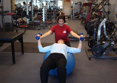 Exercise Trainer-Fitness Program