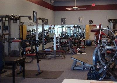 TFI Arrowhead Workout Facility