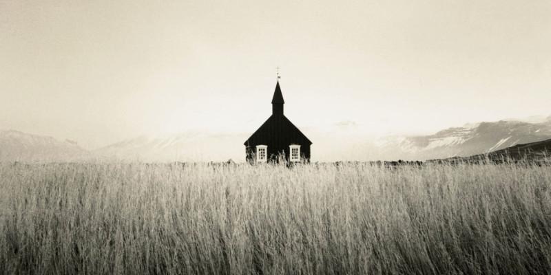 Búðir, Snæfellsnes. West Iceland