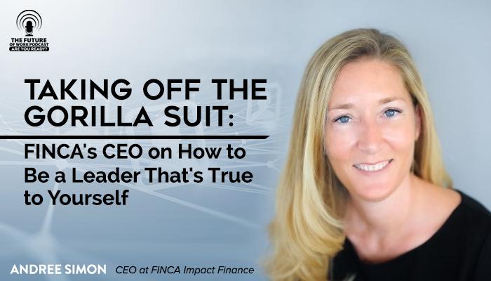 finca ceo leadership finance future of work