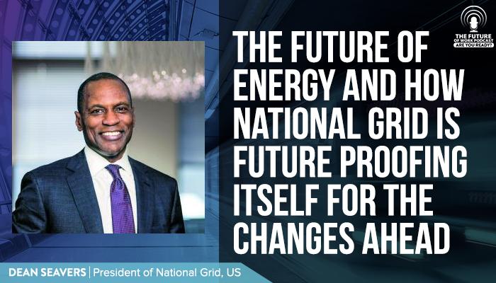 dean seavers national grid leadership