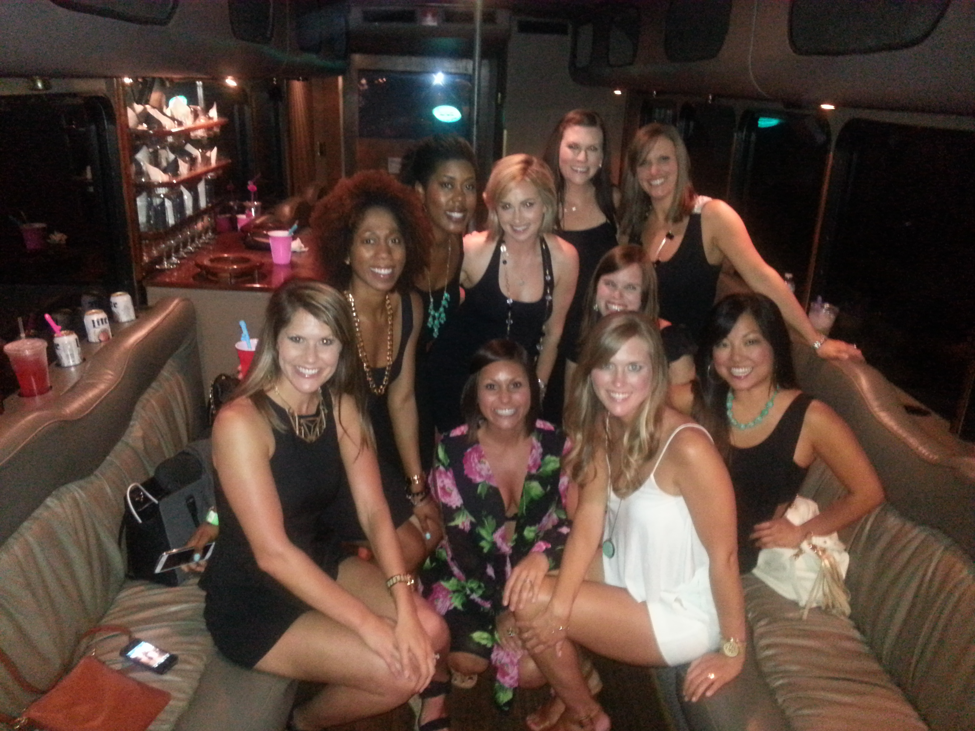 Bachelor or Bachelorette Party Limo Service