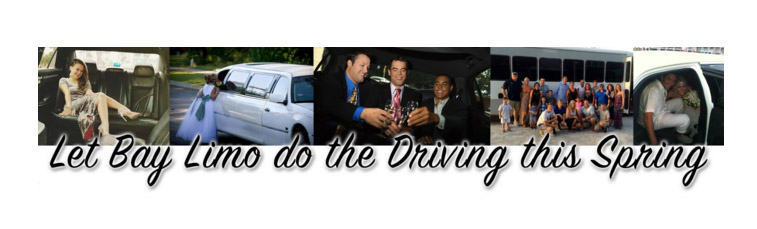 let bay limo do the driving for spring