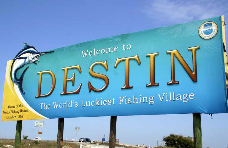 Make Destin your Summer Destination