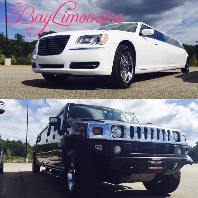 PCB Limousine Rentals in Panama City Beach, FL