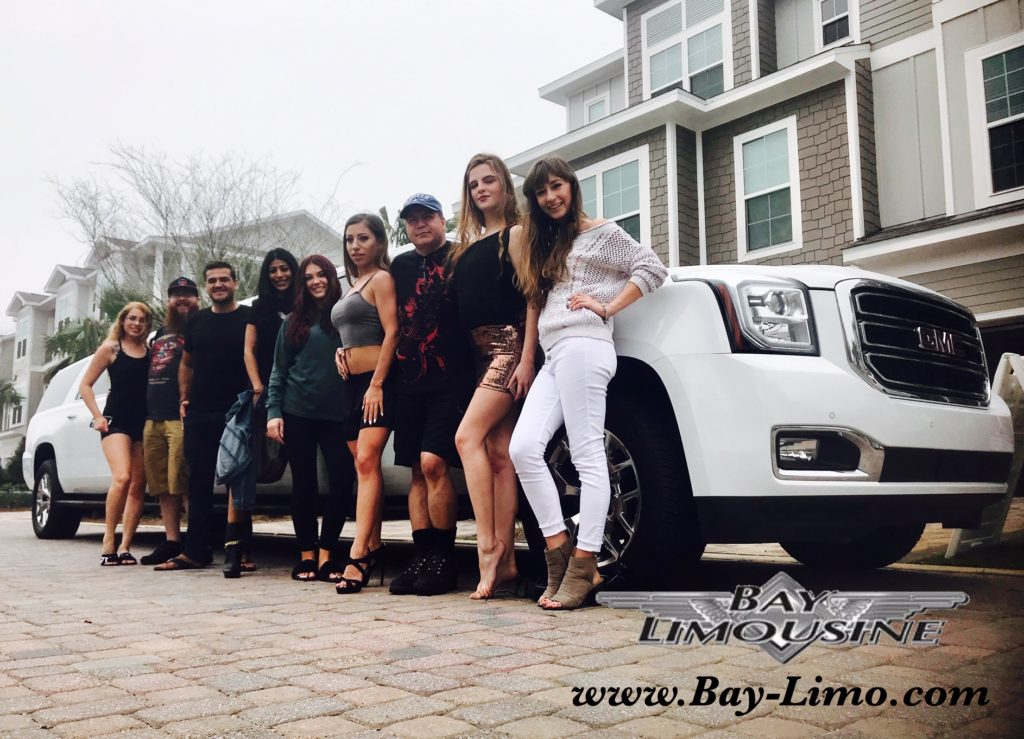 Best Limo and Shuttle Services on the Emerald Coast of Florida