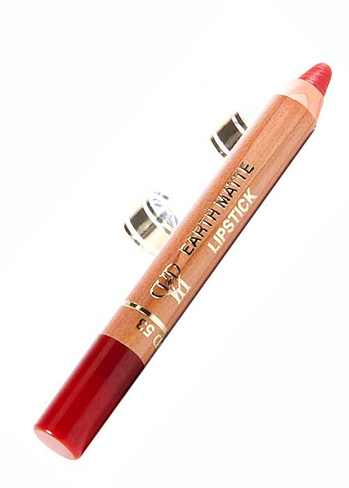 VIP Cosmetics - Lipstick Pencil Earth Matte Rosebud L53