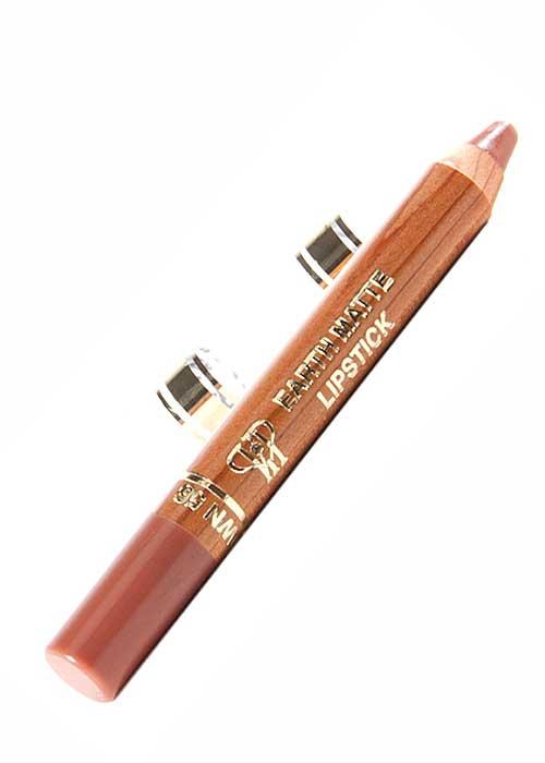 VIP Cosmetics - Lipstick Pencil Earth Matte Malty Brown L56