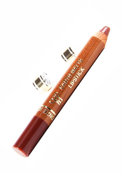 VIP Cosmetics - Lipstick Pencil Earth Matte Classic Bronze L59