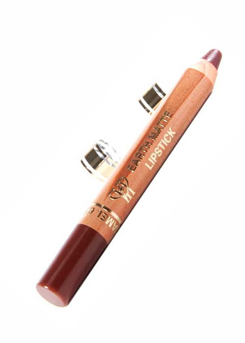 VIP Cosmetics - Lipstick Pencil Earth Matte Chocolate Caramel L62