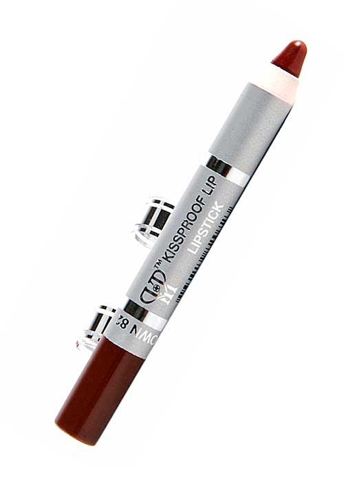 VIP Cosmetics - Lipstick Pencil Kiss Proof BB Brown L82