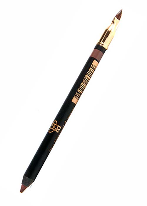 VIP Cosmetics - Moment Colors Lip Liner Tawny Brown MC208