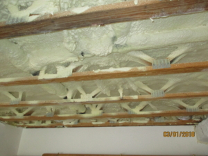 lower your electric bill with spray foam insulation