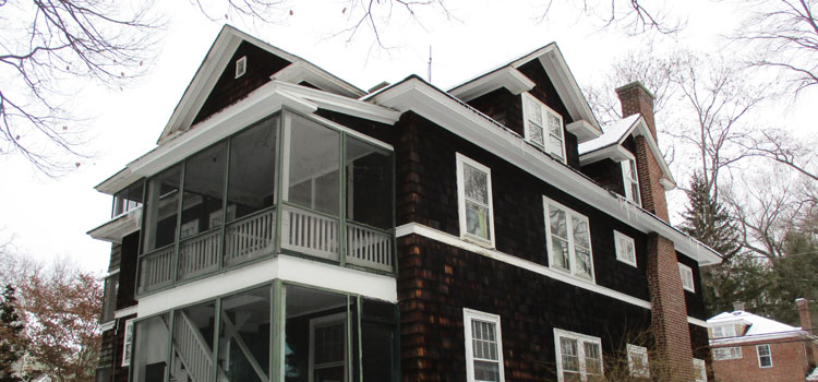 Multi-Unit Home receives 90% off insulation improvements