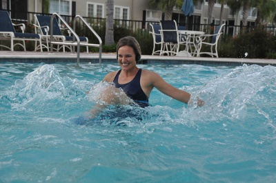 Interval Pool Workouts: Tabata and more