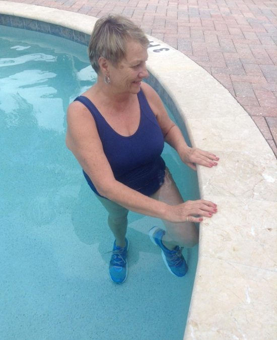 Holding the Pool Wall is not Just for Beginners