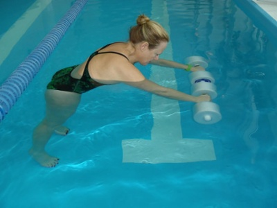 Aqua Pilates Recovery Workout