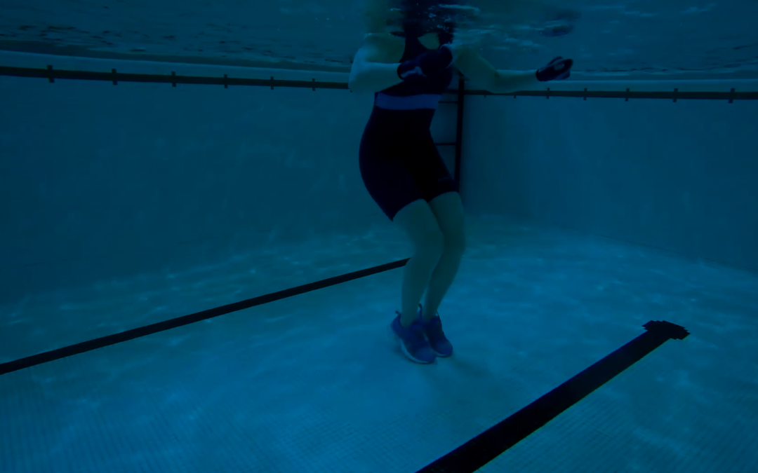 7 Basic Foot Positions for Water Exercise