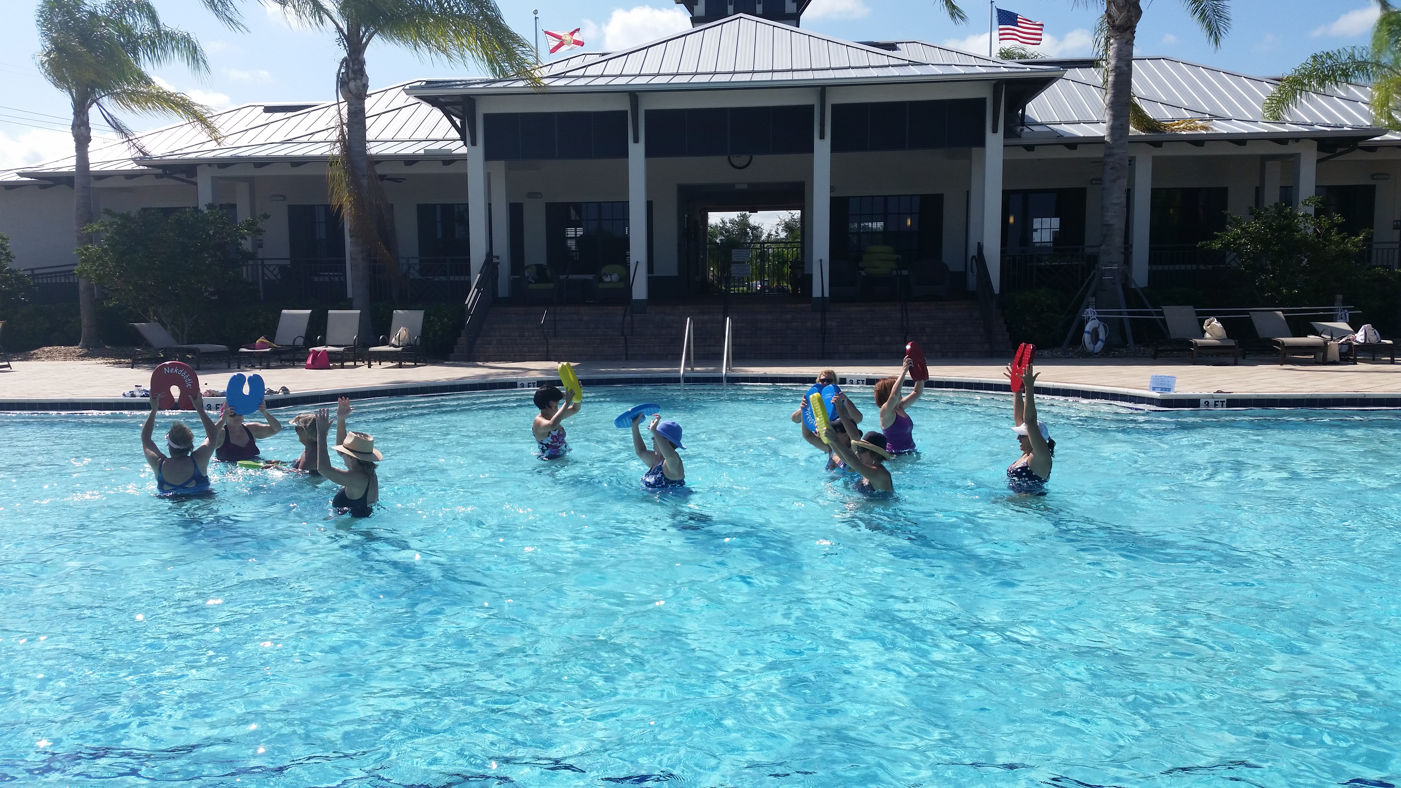 Water Workouts to go by WECOACH
