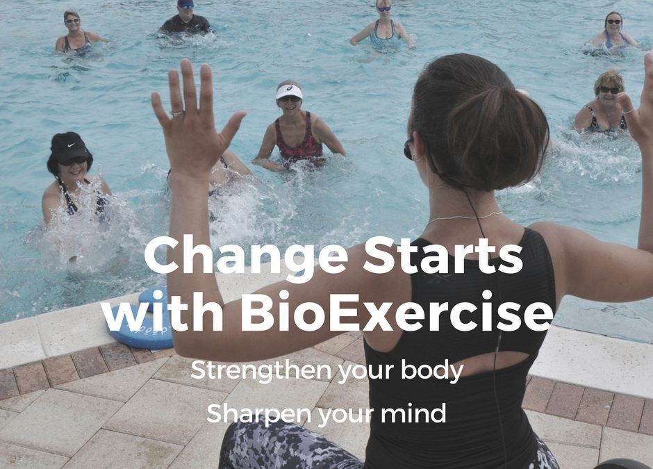 BioExercise: Strengthen your Body. Sharpen your Mind.