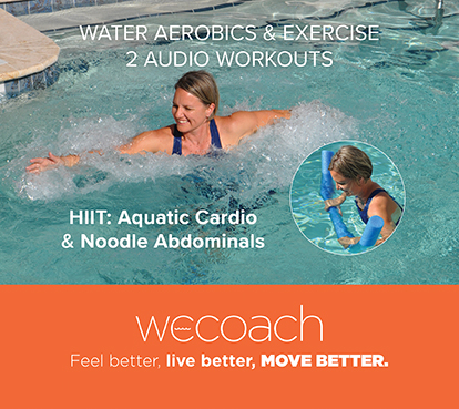 WECOACH at Home Water Exercise Products
