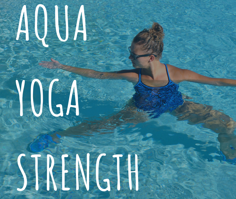 Aqua Yoga Strength Certificate