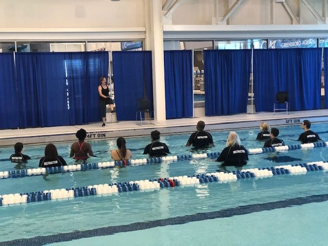 How to Choose the Best Water Exercise Certification