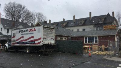 western mass_spray foam contractor