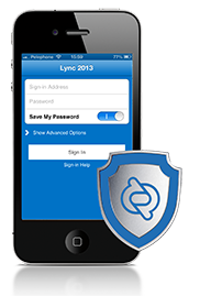 Two-Factor Authentication solution for Lync servers