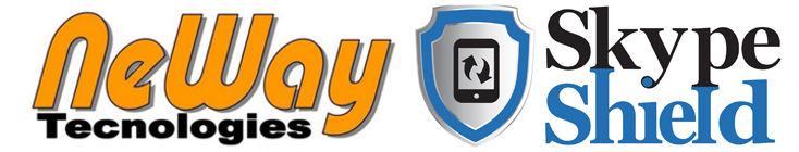 NeWay PArtner with AGAT - SkypeShield