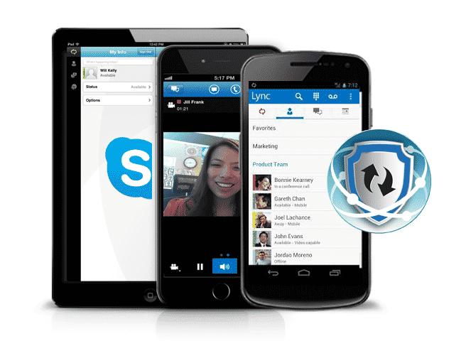 SphereShield for Skype for Business