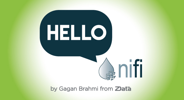 Hello NiFi! – Data Orchestration using Hortonworks DataFlow (HDF)